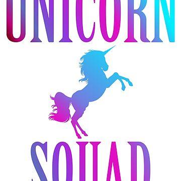 Unicorn Squad by lcorri