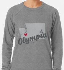 Olympia, Washington Leichter Pullover