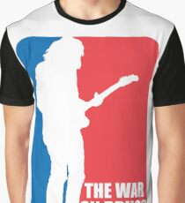 The War On Drugs - Major League Shirt Graphic T-Shirt