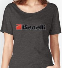 Benelli FirearmsLogo Women's Relaxed Fit T-Shirt