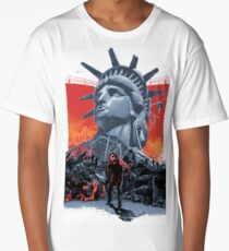 Escape From New York Long T-Shirt