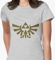 triforce Women's Fitted T-Shirt