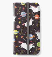 Space unicorns iPhone Wallet/Case/Skin
