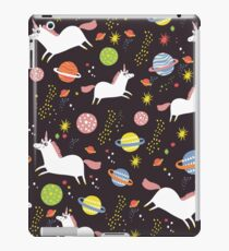 Space unicorns iPad Case/Skin