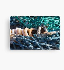 Scotland NC500 Harbours (023) Canvas Print