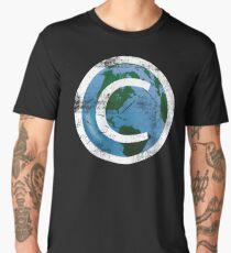 COPYRIGHT EARTH Men's Premium T-Shirt
