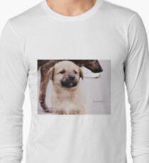 Cute Pup Long Sleeve T-Shirt