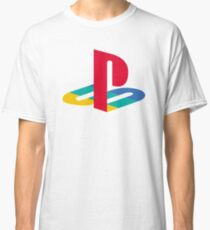 Original PlayStation Logo Classic T-Shirt