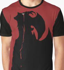 Devilman Crybaby Grafik T-Shirt