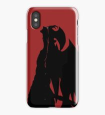 Devilman Crybaby iPhone Case