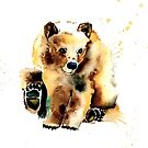 Brown Bear by Lisa Whitehouse