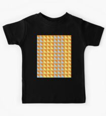 Fun Colors Pattern - Orange, Blue, Yellow Kids Clothes