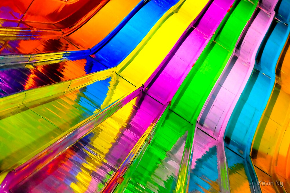 Colour Slide by Kevin Ng