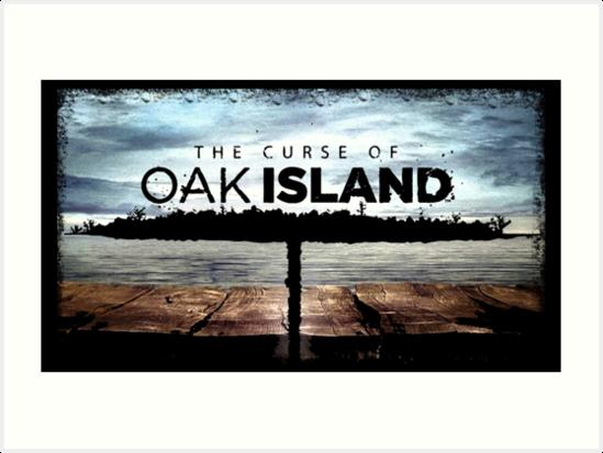 oak island by krotaga