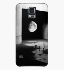 To the Moon Case/Skin for Samsung Galaxy