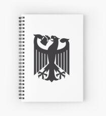 Bière d'aigle des armoiries de l'Allemagne Cahier à spirale