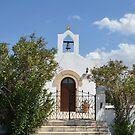 Cute Cretan White Church by emele