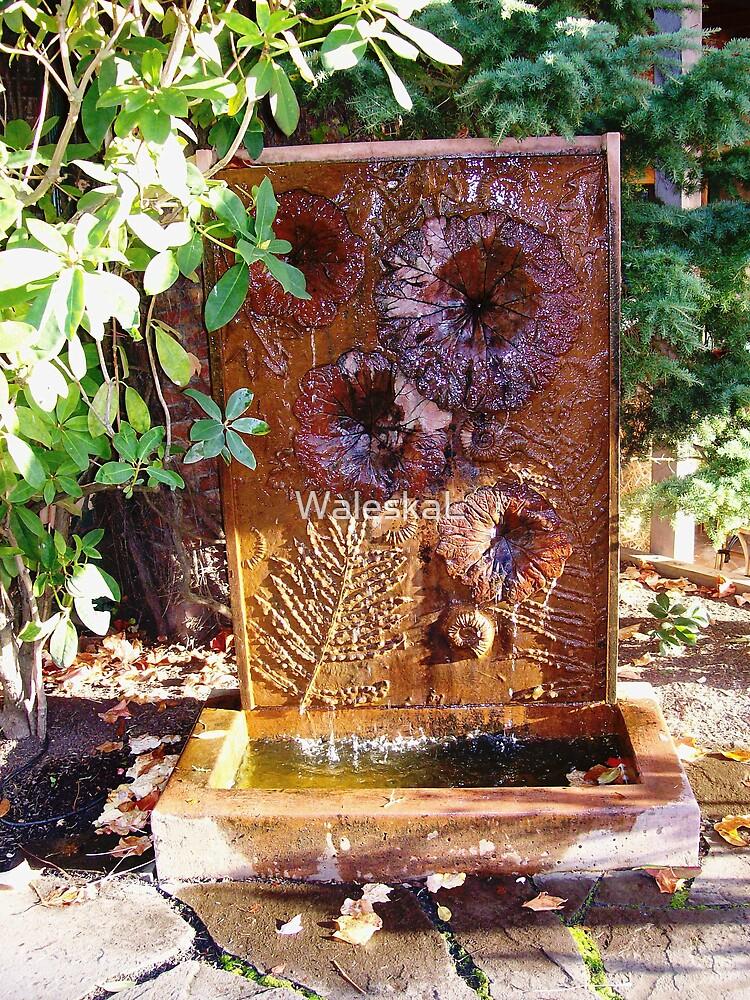Fairies Fountain by WaleskaL