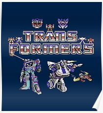 Gaming [C64] - Transformers Poster