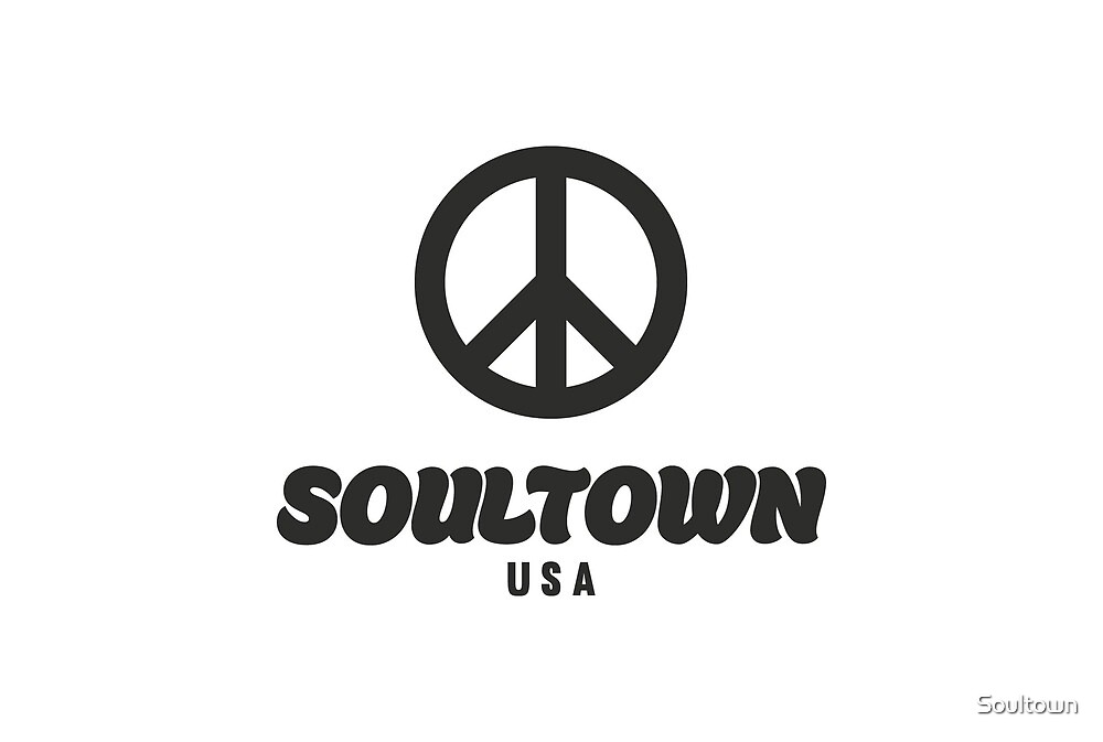 SOULTOWN--usa (Travel Swag) by Soultown