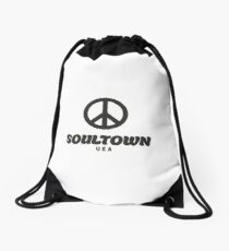 SOULTOWN--usa (Travel Swag) Drawstring Bag