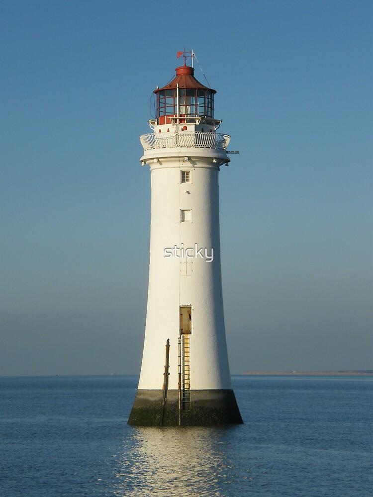 lighthouse by sticky