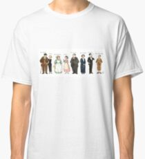 Downton-downstairs Classic T-Shirt