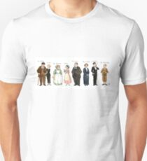 Downton-downstairs Unisex T-Shirt