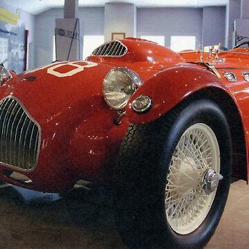 1950 Allard J2 by woodeye518
