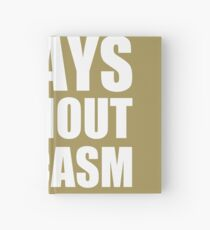 Sarcasm, ridicule, irony, saying Hardcover Journal