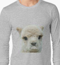 Grumpy Llama Long Sleeve T-Shirt