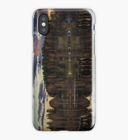 CHURCH ON A HILL [iPhone-kuoret/cases] iPhone Case