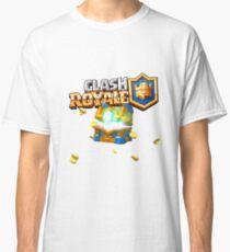 CLASH ROYALE | Clash royale logo Classic T-Shirt
