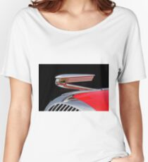 1937 Chevy Hood Ornament Women's Relaxed Fit T-Shirt