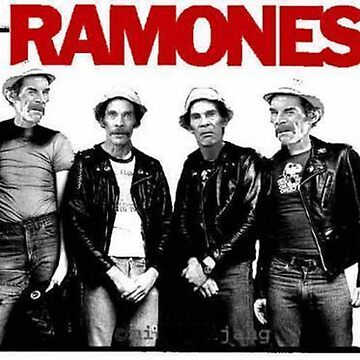 """The """"Ramones by dknt"""