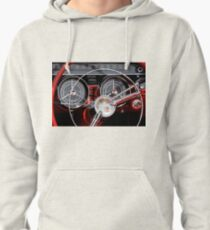 1959 Buick Dash Pullover Hoodie