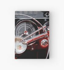 1959 Buick Dash Hardcover Journal