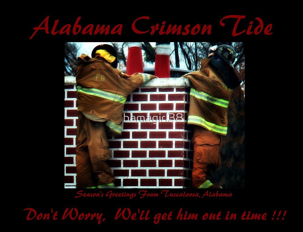 Season's Greetings from Tuscaloosa, AL ROLL TIDE ! by bamagirl38