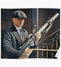 Tommy Shelby - Peaky Blinders Poster