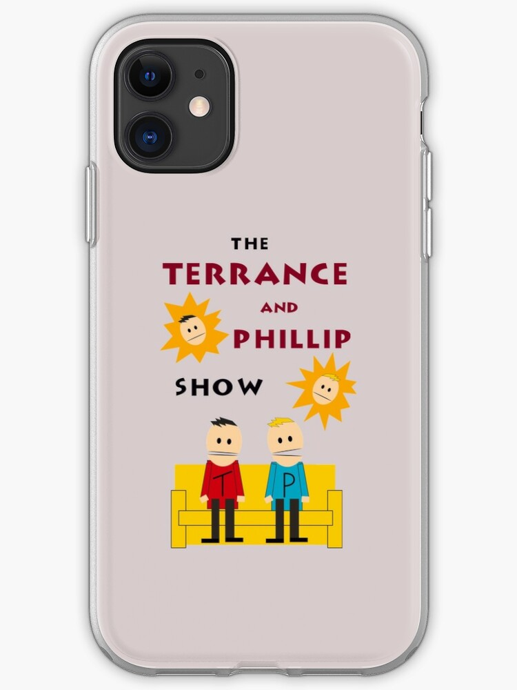 South Park Cartoon All Characters iphone case