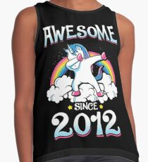 Awesome since 2012 Contrast Tank