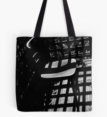 Through The Grate. Tote Bag