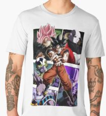 Dragon Ball Super - Characters Men's Premium T-Shirt