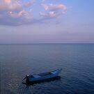 Boat by Vivi Kalomiri
