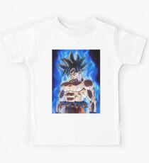 Dragon Ball Super - Goku Ultra Instinct (New Transformation) Kids Tee