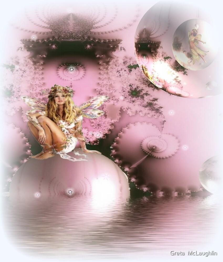 Pretty In Pink by Greta  McLaughlin