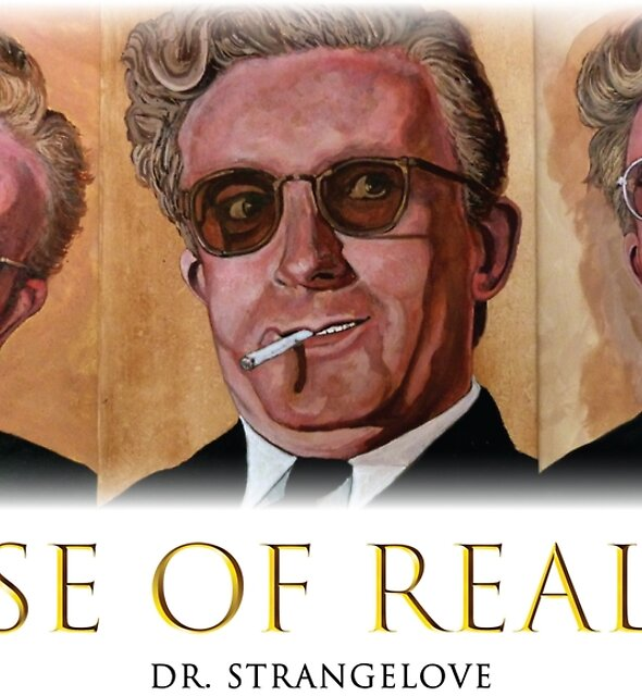 Dose of Reality by Tom Roderick