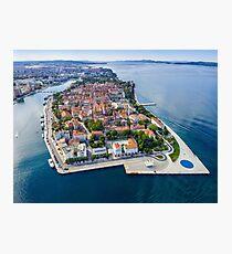 Zadar Photographic Print
