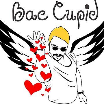Salt Bae Cupid by tatajef14