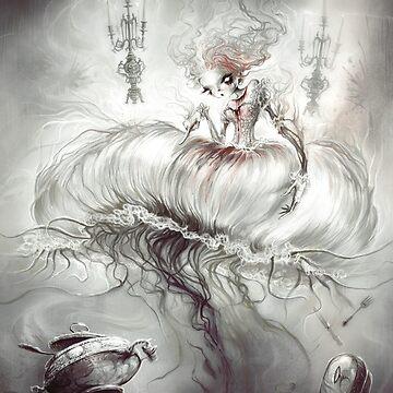 Miss Grace Shrimp - © Art by Élian Black'Mor by arsenicetboule2
